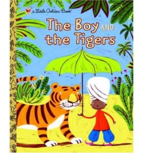 boy and his tigers