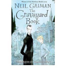 graveyard book 2