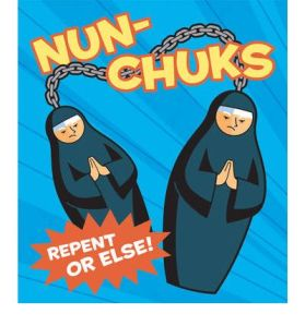 nunchucks two