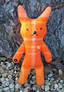 winterowls fox toy