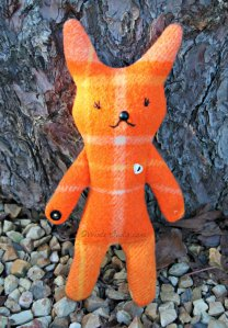 winterowls fox toy