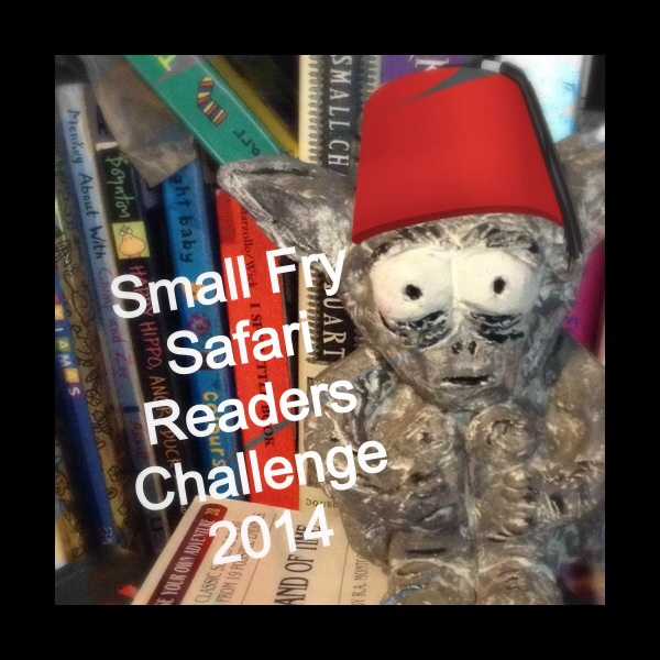 Small Fry Safari KidLit Readers Challenge 2014
