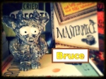 maniacal book club bruce