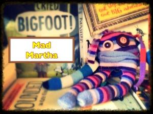 maniacal book club martha