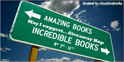 Book giveaway hop