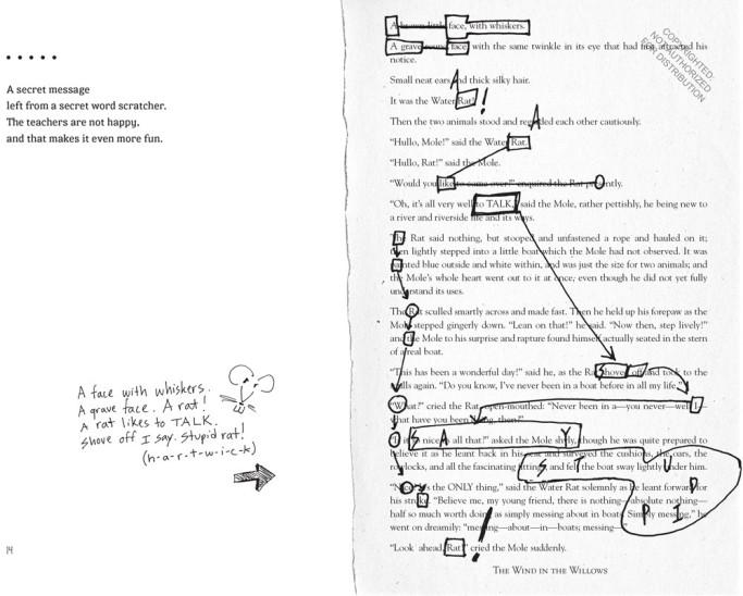 rhyme schemer illustration example