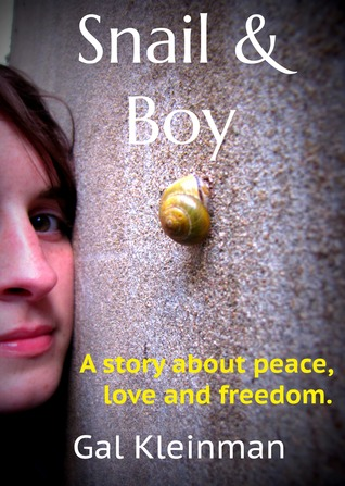 snail and boy