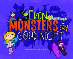 even monsters say goodnight