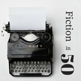 Fiction in 50 NEW BUTTON
