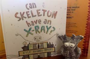 skeleton xray giveaway