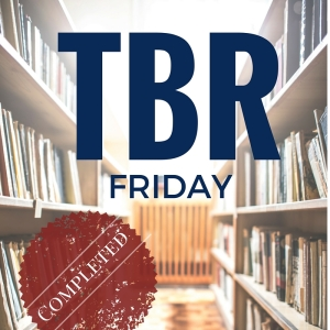TBR Friday