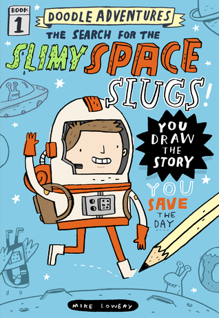 search for the slimy space slugs