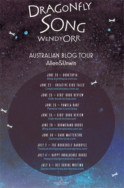 Dragonfly Song Blog Tour: Guest Post by Wendy Orr… | The