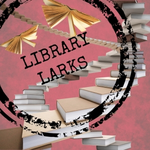 library larks button proper