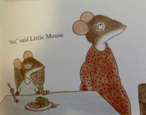 little mouse page
