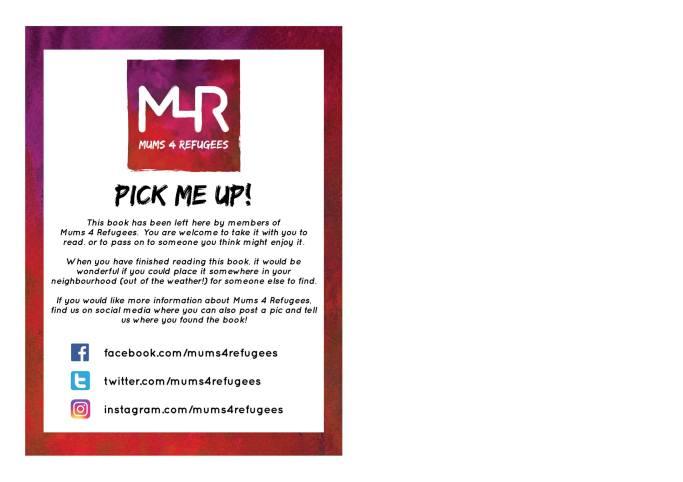 M4R bookplate