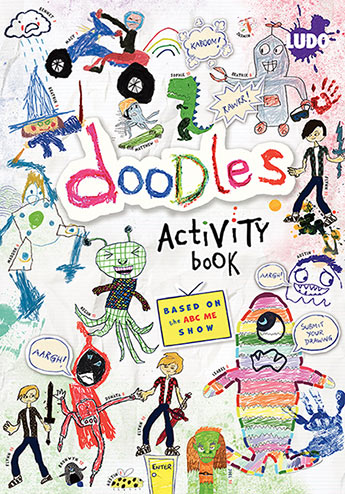 doodles-activity-book