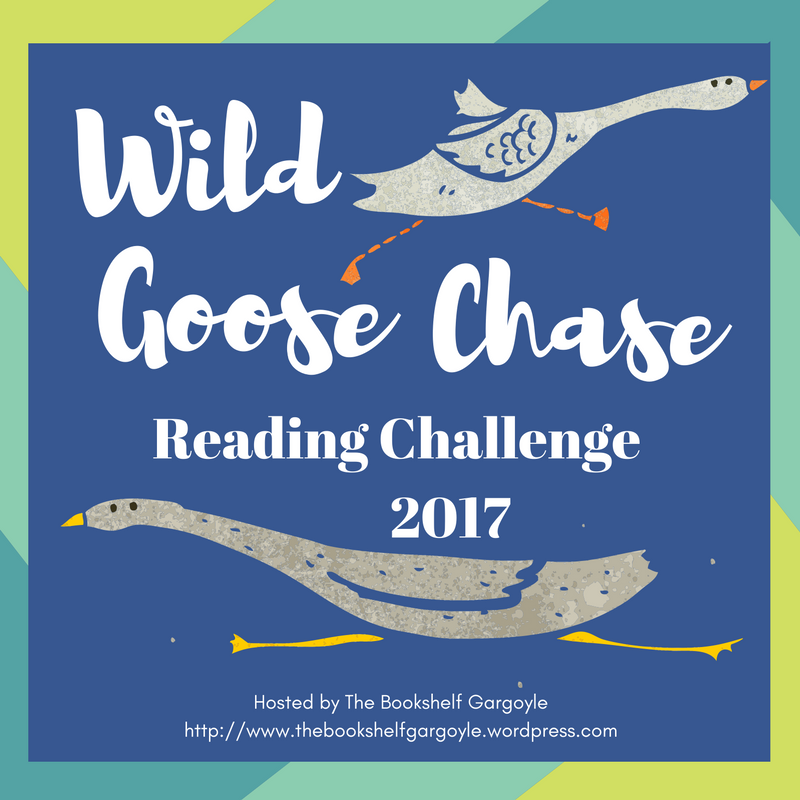 Wild Goose Chase Reading Challenge 2017